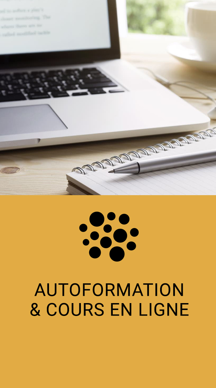 autoformation et cours en ligne