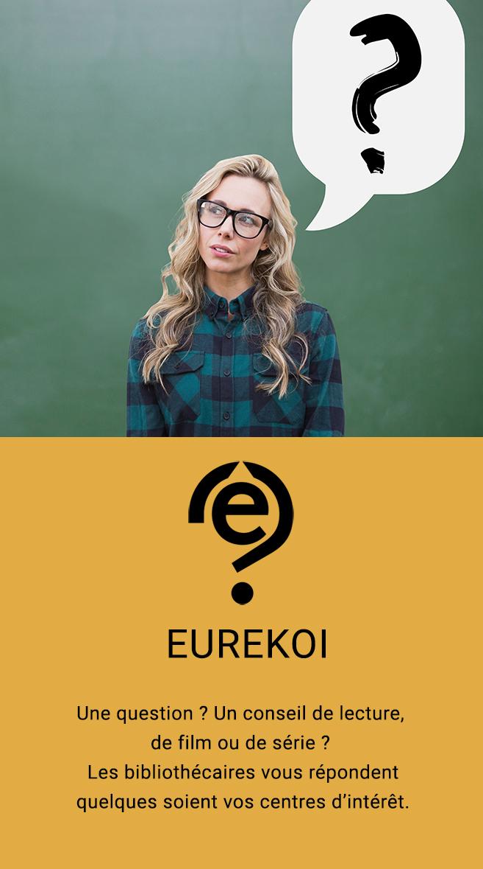 service de question réponse Eurekoi