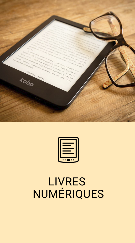 livres numériques