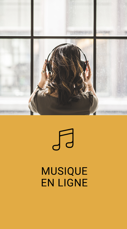 musique en ligne